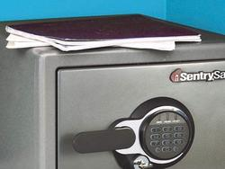 Protect your most important small belongings with a fireproof safe