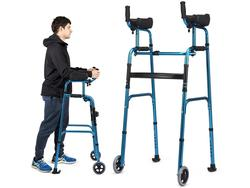 Walk with confidence, safety, and support with a top-rated walker