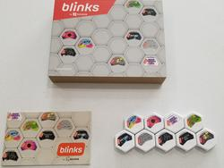 Blinks: A smart, tabletop board game