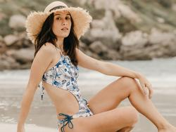 Splash and crash at the beach or pool with these fun one piece designs
