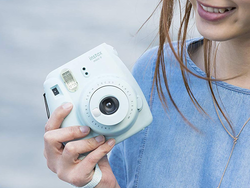 Snap up a Fujifilm Instax Mini 9 camera for $45 in this limited-time sale