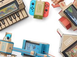 Augment your gameplay experience with Nintendo Switch Labo kits at $40