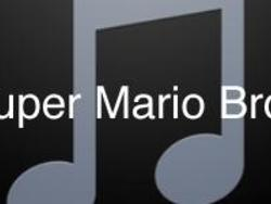 Super Mario Bros Star Song, iPhone Ringtone
