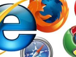 November Once Again Shows Chrome Gaining Market Share