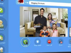 Skype Coming To Your Living Room TV