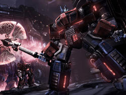 Game review: Transformers - War For Cybertron