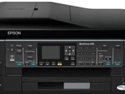 Epson WorkForce 635 All-in-One Printer review