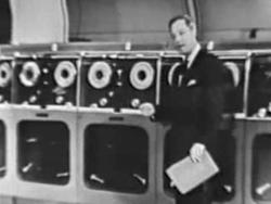 Looking At The 1950's Super Computer, The UNIVAC