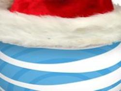 AT&T Connects Families With Santa