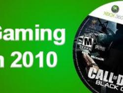 Gaming in 2010: A Look at the Statistics