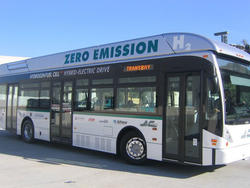 FTA To Fund Bus Fuel Cells