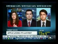 Jon on CNBC: Will Android Tablets Take A Bite Of Apple's iPad?