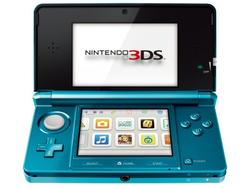 Nintendo 3DS Sales Weaker Than Expected