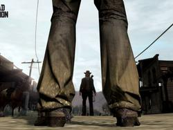 Mass Effect 2, Red Dead Redemption Clean Up at IAAs