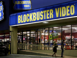 DISH Network Wins Bid for Bankrupt Blockbuster Video