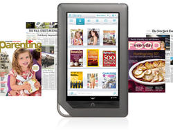 Barnes & Noble Nook Color review: A Tablet for the Everyperson