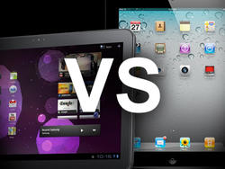 Samsung Throws Down The Gauntlet to Apple in the Tablet Wars