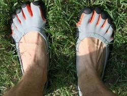 Ugly But Deadly: Vibram Five Fingers