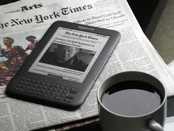 Ad-Supported Kindle Gets Popular: Do People Not Mind Advertising?