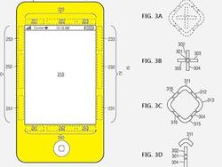 """Apple Patents """"Smart Bezel"""" for iOS Devices"""