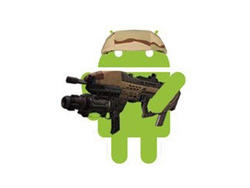 U.S. Army Goes Android