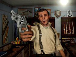 Alan Wake Developers Aim to Beat L.A. Noire's Facial Animation Tech