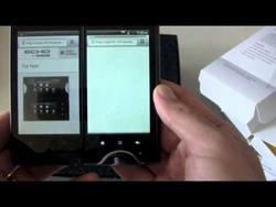 Kyocera Echo Unboxing - Dual-Screen Android Phone (video)