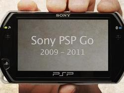 Saying Goodbye to the PSP Go