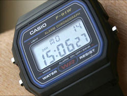 Casio Watches Seen as Telltale Sign of Terrorists