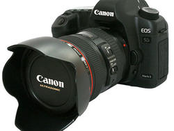 Canon 5D Mark II DSLRs Used to Film Part of The Avengers