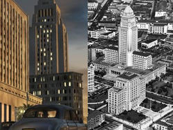 "L.A. Noire Locale Modeled After 1920s ""Extreme Aerial Photography"""