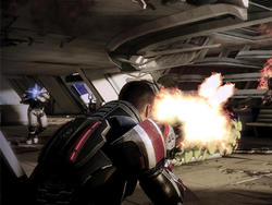 Mass Effect 3 Combat to be More Difficult