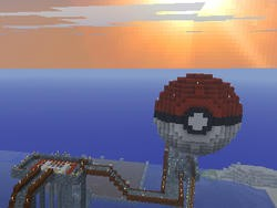 Minecraft Creations: The PokeBall