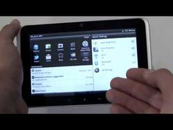 HTC Flyer review: (video)
