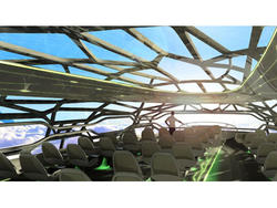 Airbus: Clear Airplanes May Land By 2050