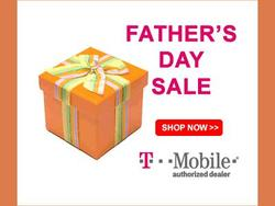 T-Mobile Giving Dads A Year's Free or Discounted Data