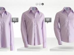 Fits.me Lets You Virtually Try On Clothing