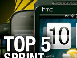 Top 5 Sprint Phones