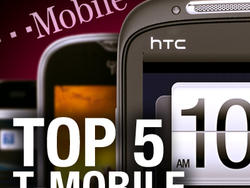 Top 5 T-Mobile Phones