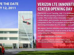 No Dumb Pipes! Verizon Opens Innovation Centers; We're Invited