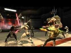 Star Wars: The Old Republic Character Classes Shown Off in Trailer