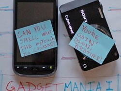 Gadgetmania 1: myTouch 4G Slide vs. Sony Point-and-Shoot