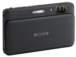 Sony's Sexy New Cyber-shot Is World's Thinnest Digital Camera
