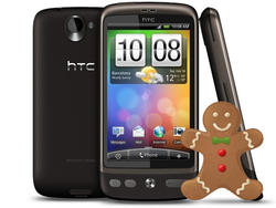 HTC Desire Finally Gets Gingerbread, But You Probably Won't Want It