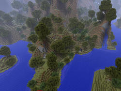 Minecraft 1.8 could Bring Rivers, Deep Oceans and Volcanoes