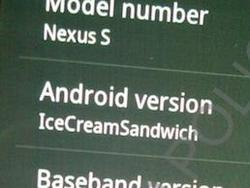 Leaky Ice Cream Sandwiches: Android 4.0 Screenshots and Details