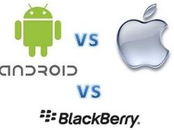 Getting Stuff Done: Pt 2, Android, BlackBerry or iPhone?
