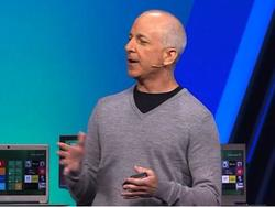Microsoft Previews Windows 8 at BUILD Conference