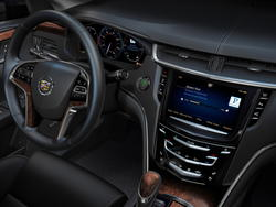 Cadillac CUE Equipped Cars Come with Free iPad