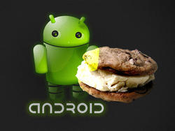 Android's Ice Cream Sandwich: A Delicious Treat